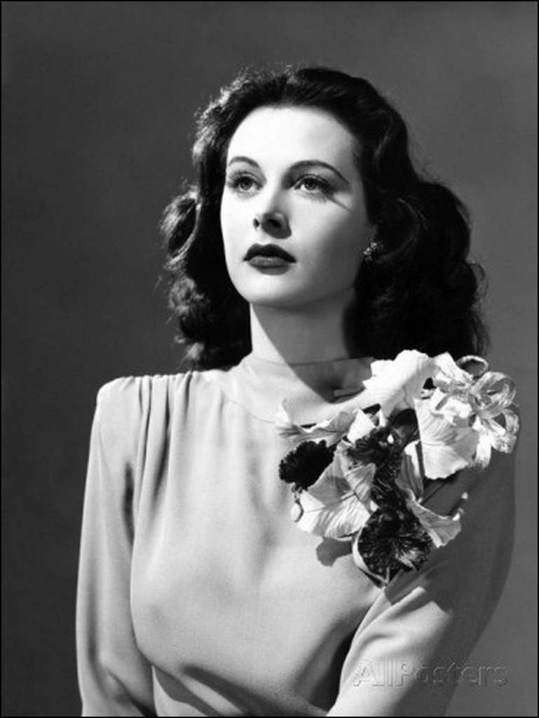 Hedy Lamarr (1914-2000) - actrice