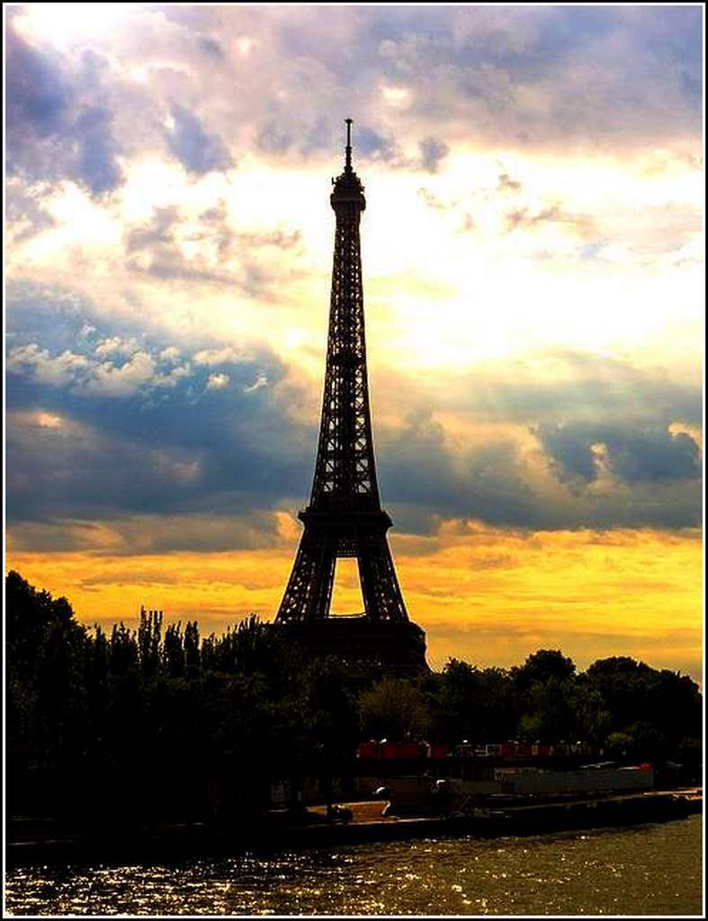 Paris - France - Tour Eiffel