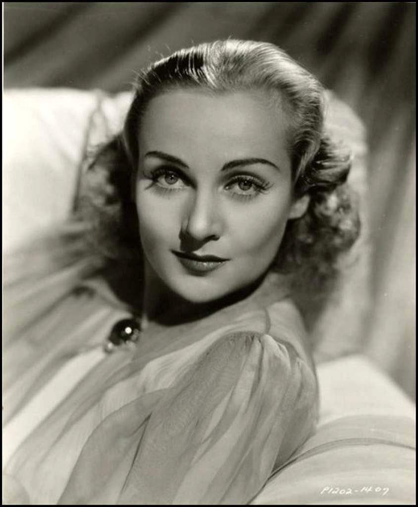 Carole Lombard (1908-1942) - actrice