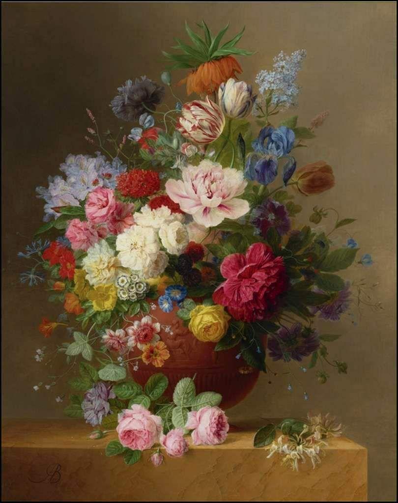 Les fleurs par les grands peintres (28)