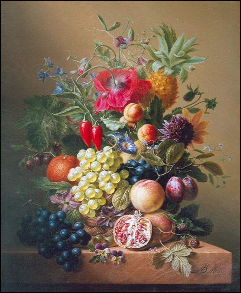 Les fleurs par les grands peintres (29)