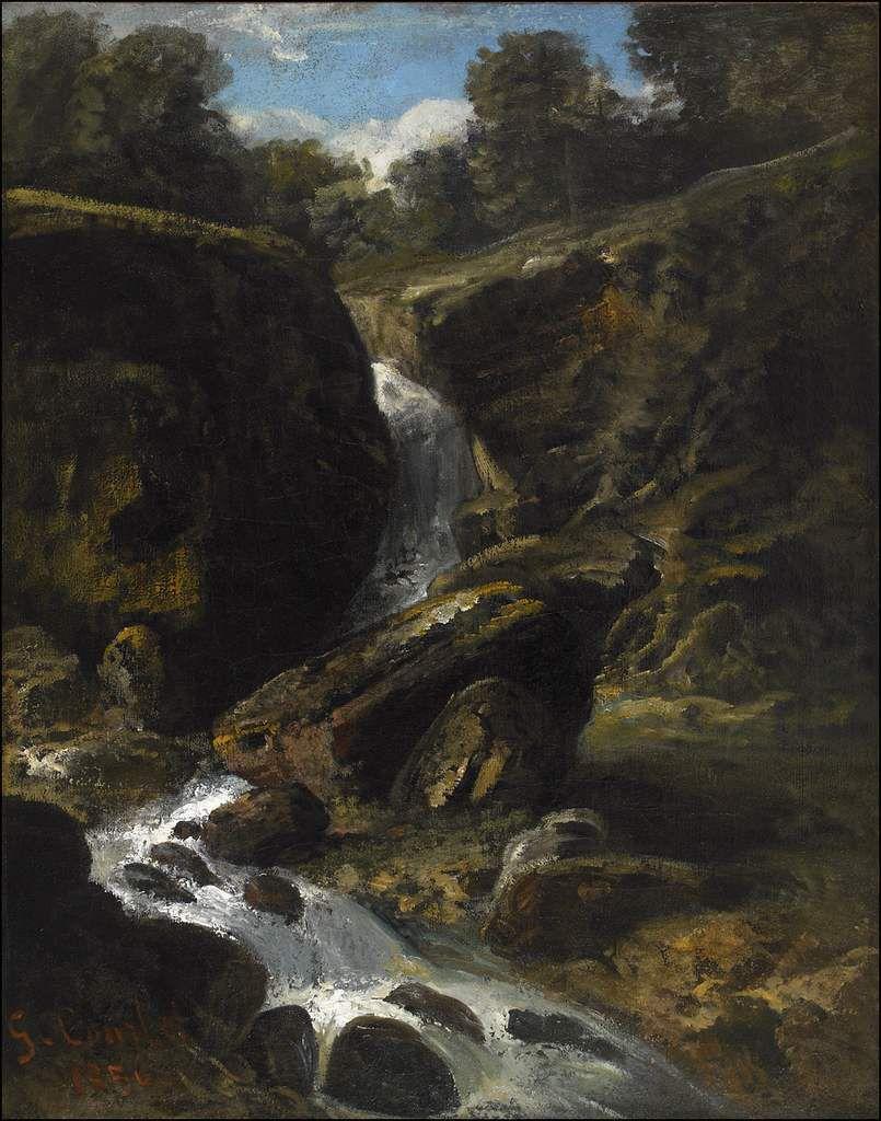 La Franche-Comté peinte par Gustave Courbet (1819-1877)