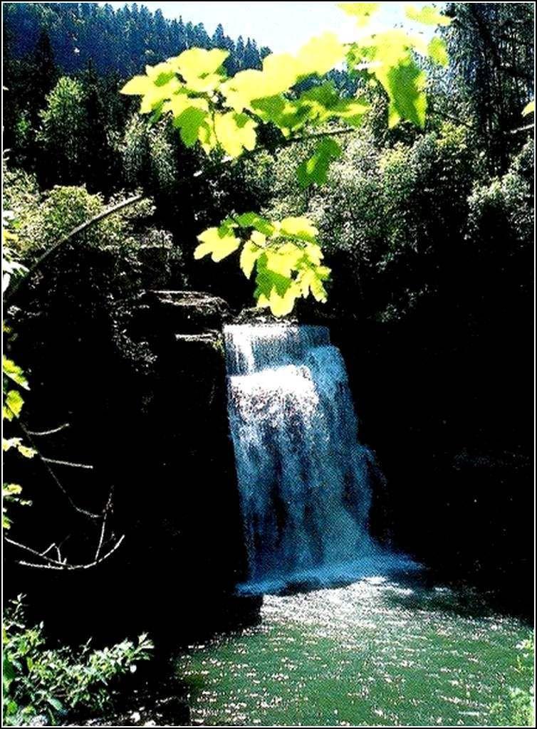 Le saut du Doubs - Villers le Lac - Doubs