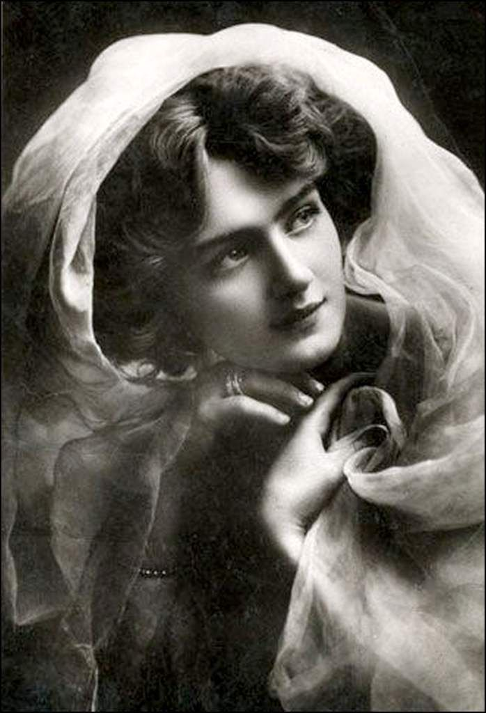 Lily Elsie (1886-1962) - actrice
