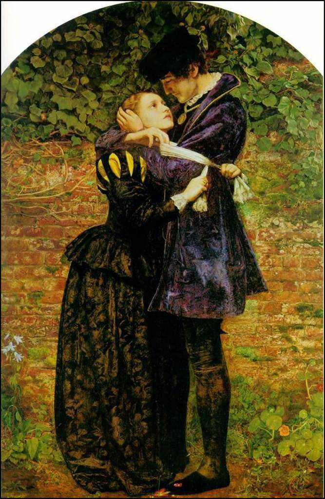 John Everett Millais (1829-1896)