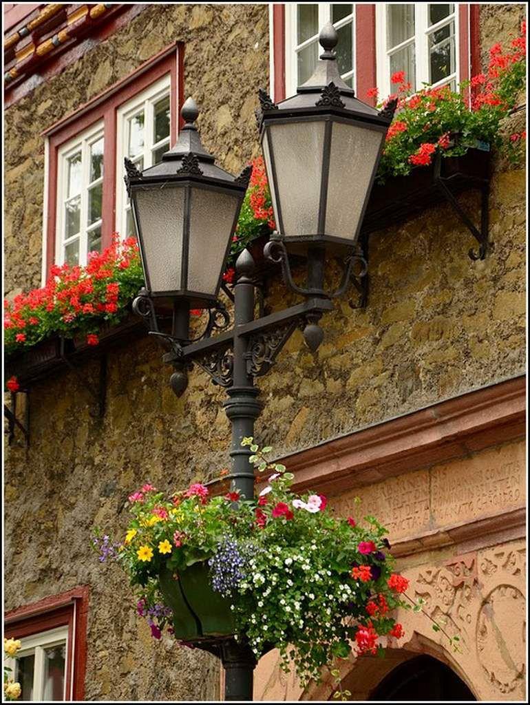 Les lanternes