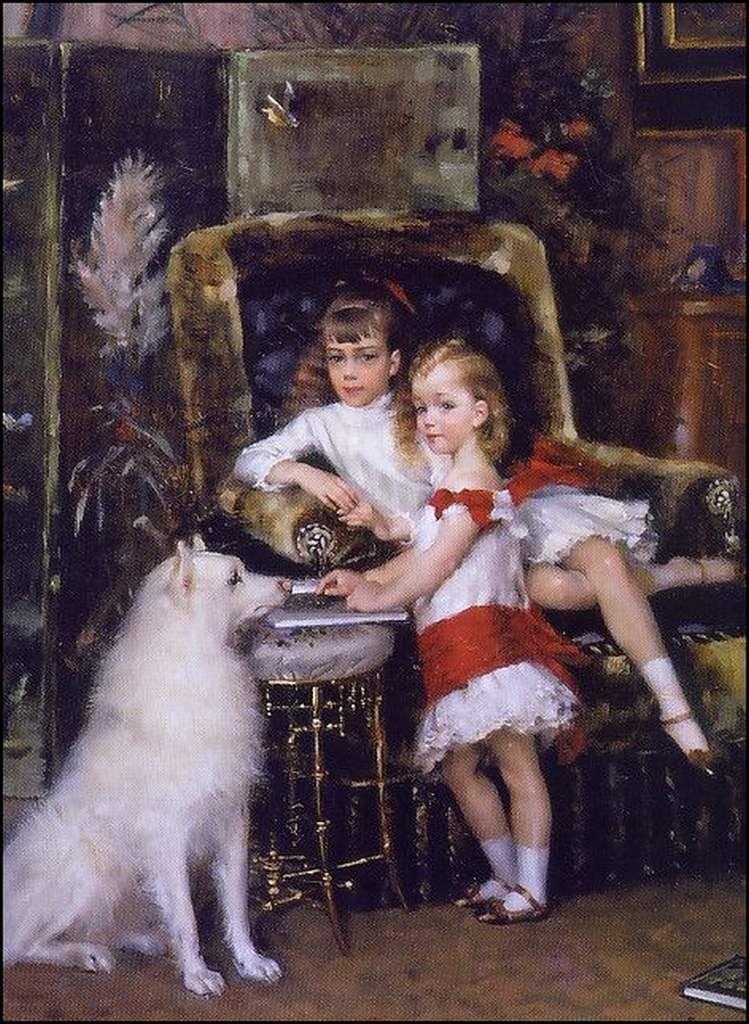 enfants du tsar Alexander III