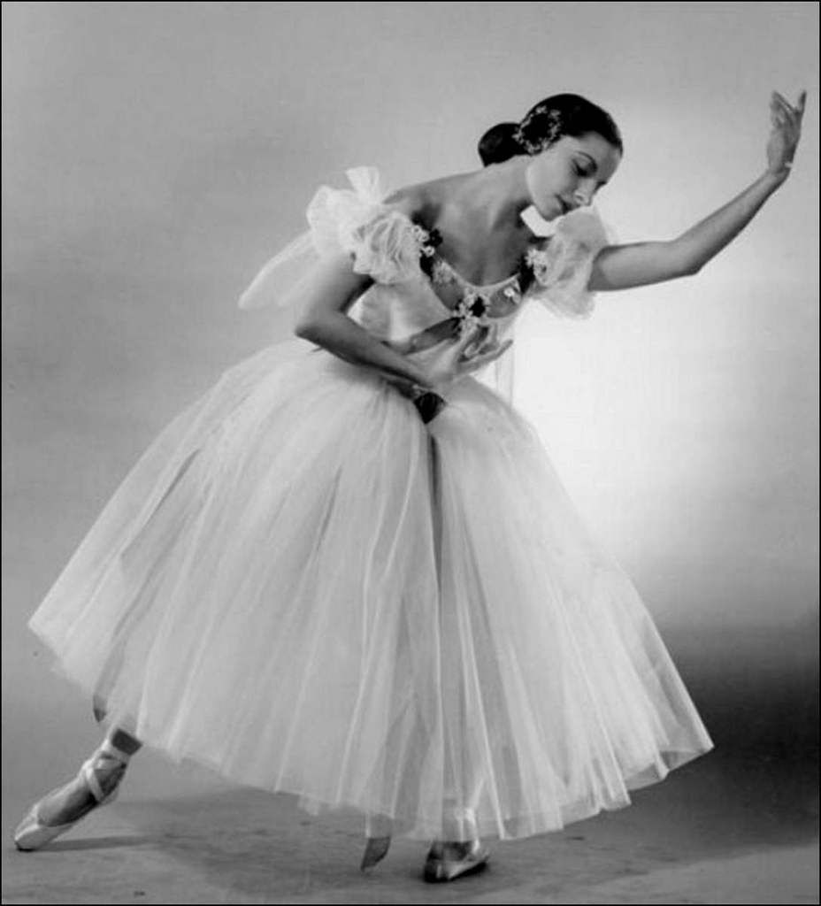 Retro - Alicia Alonso (1920) - danseuse
