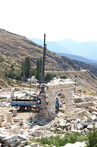 Arc de triomphe, Sagalassos