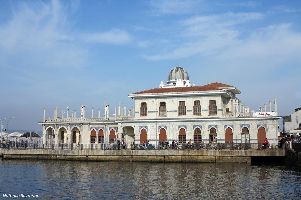Embarcadère historique à Büyükada