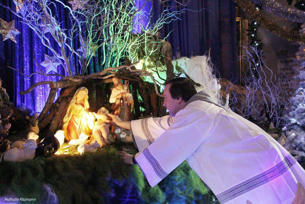 Messe de la Nativité à l'église Saint-Antoine d'Istanbul