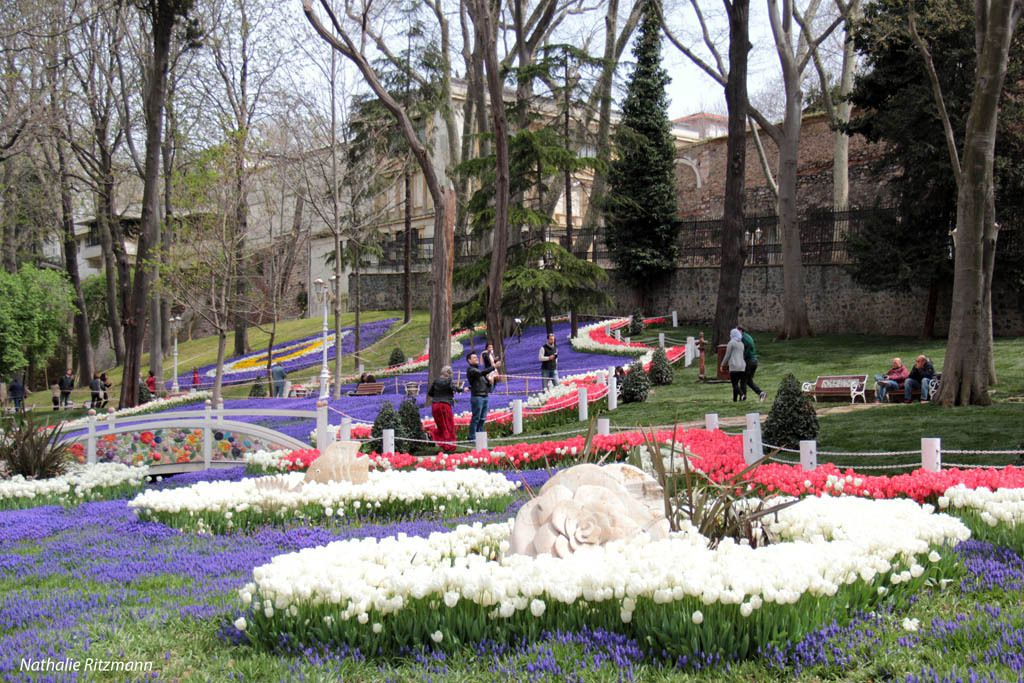 Parc de Gülhane, Istanbul