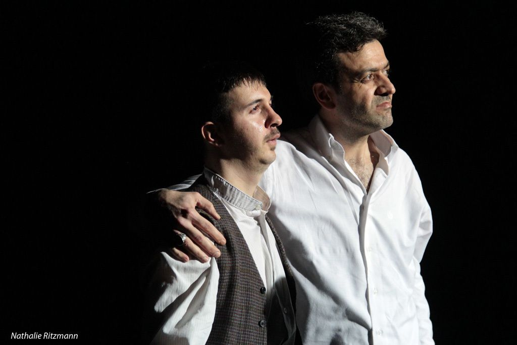 Le jeune Şener et celui qui sort de prison 15 ans après...