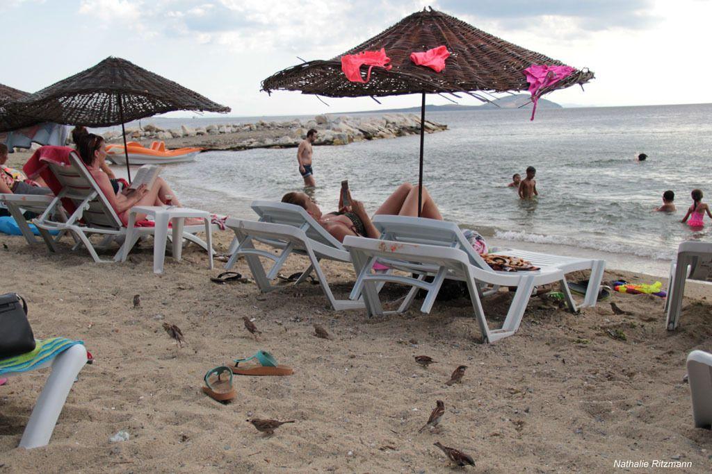 Plage de Marmara