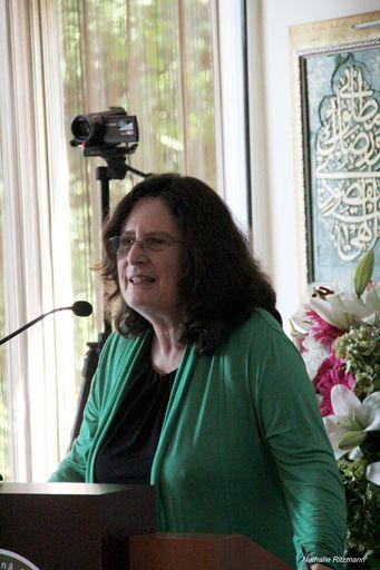Pamela Frydman, rabbin américaine