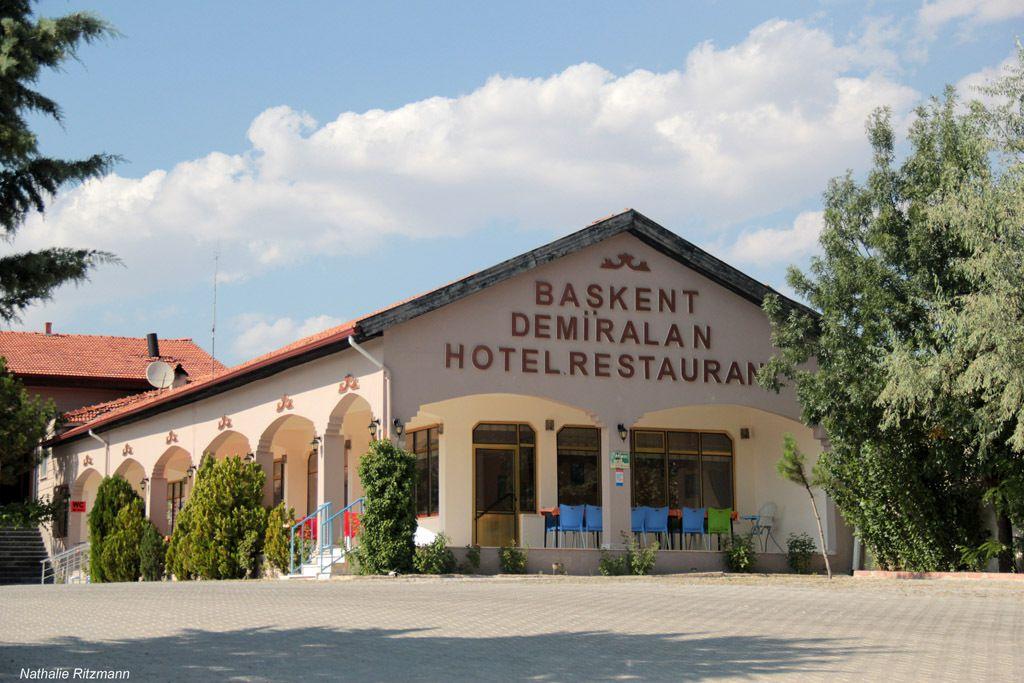 L'hôtel Başkent Demiralan à Boğazkale, une entreprise familiale