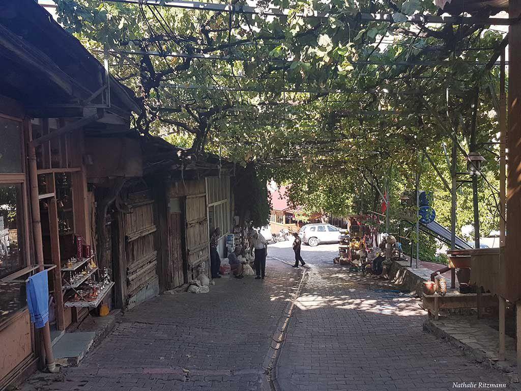 Commerces traditionnels de Kemaliye