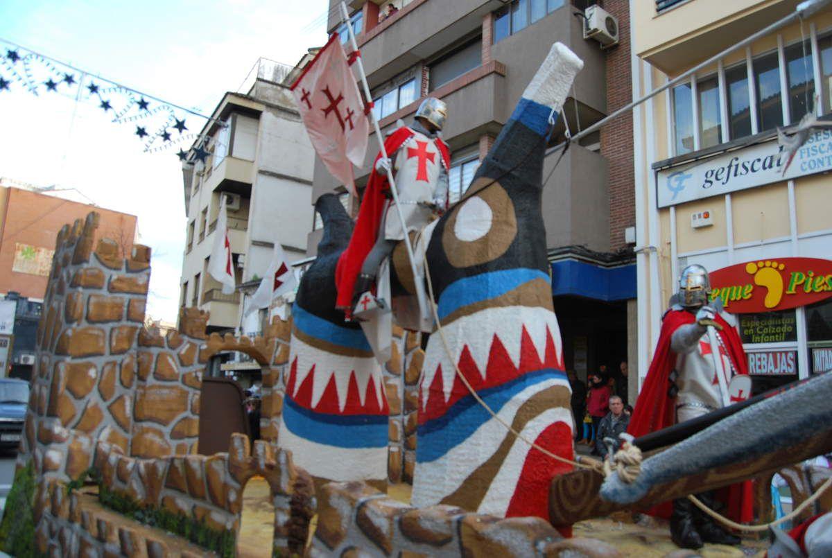 Ganadores del desfile del Carnaval de Navalmoral 2016