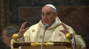 FRANCISCO SORPRENDE AL DECIR QUE LA MUERTE DE CRISTO EN LA CRUZ FUE UN FRACASO, HUMANAMENTE HABLANDO