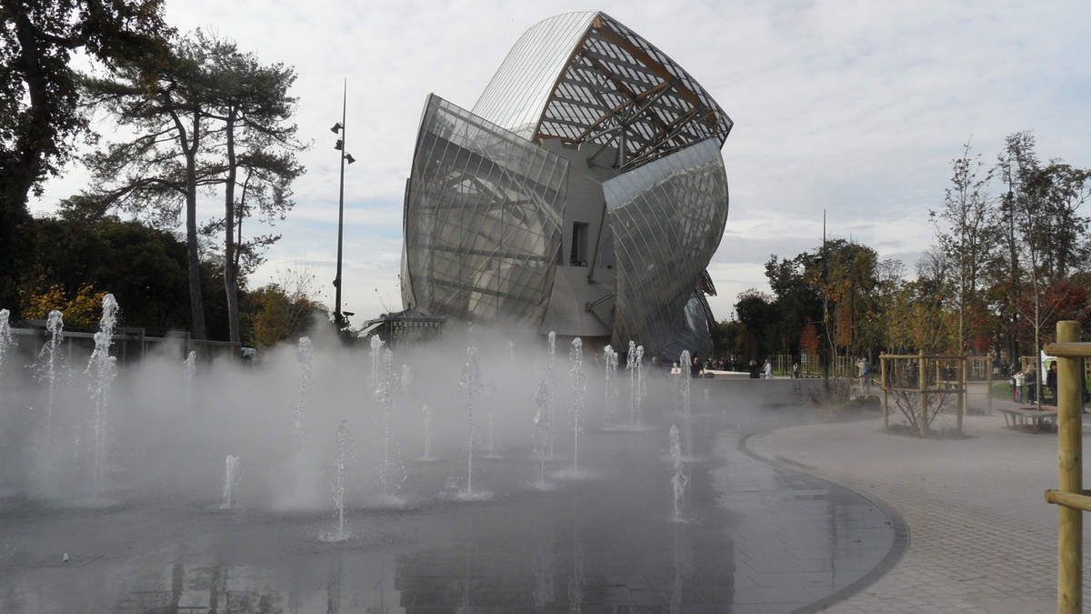 Fondation Louis Vuitton - Paris -