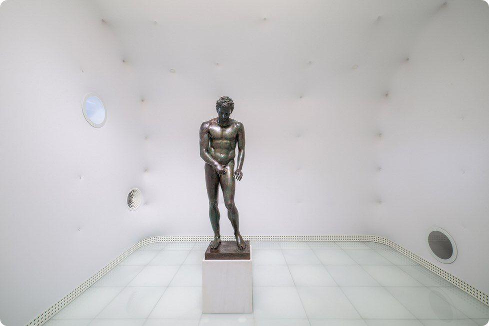 Apoxyomène - Musée du Louvre - 24/01/2013-2016