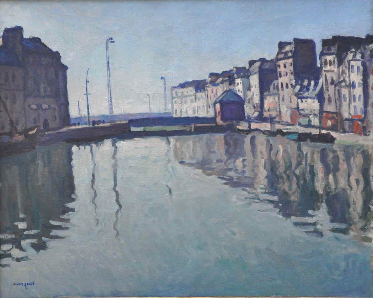 Le port du Havre 1906