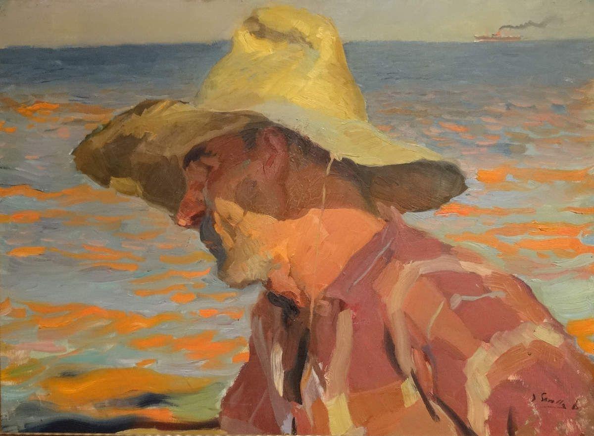 1903 - Pêcheur à Valence