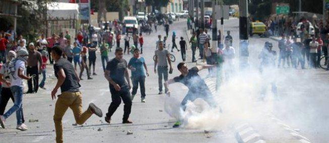 Les opposants à la guerre sont harcelés en Israël. © AFP / MUSA AL-SHAER/AFP