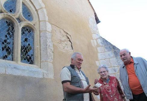 Église vandalisée : &quot&#x3B; Révoltant &quot&#x3B;