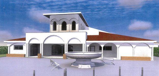 Projet de mosquée : la nouvelle mosquée d'Ambérieu-en-Bugey se construit