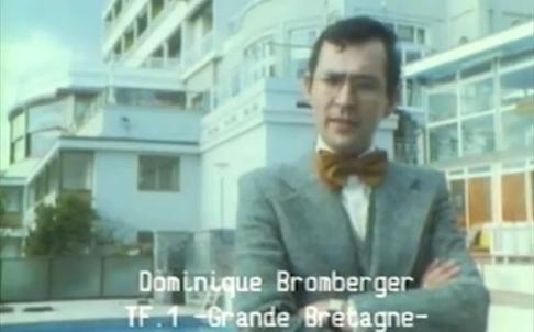 En 1977, Yves Mourousi au JT de TF1 présentait les rencontres secrètes du groupe Bilderberg