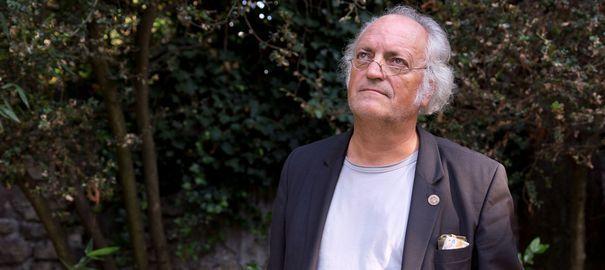 """Alain Borer estime que le projet des Anglo-Saxons """"est explicitement hégémonique."""" © JPGuilloteau/L'Express"""