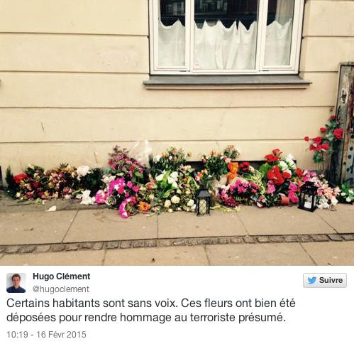 Copenhague : des musulmans soutiennent le terroriste abattu
