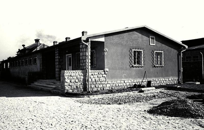 Bordel dans le camp de concentration de Mauthausen, en Autriche