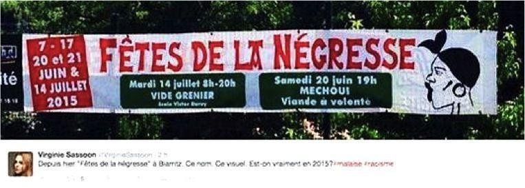 Quartier de la Négresse de Biarritz : ras-le-bol de la Licra !
