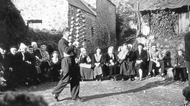 L'arbre à pommes de Plougastel, une tradition ancestrale celtique