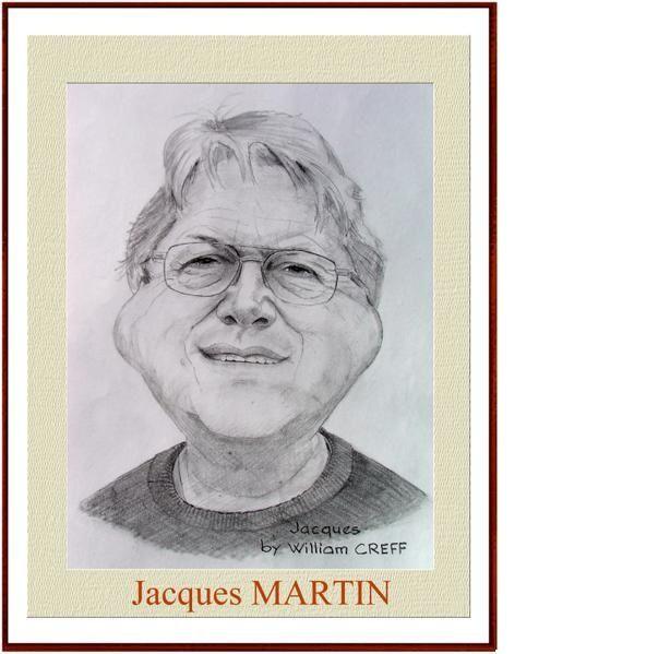Triste nouvelle Jacques MARTIN 6è en 59