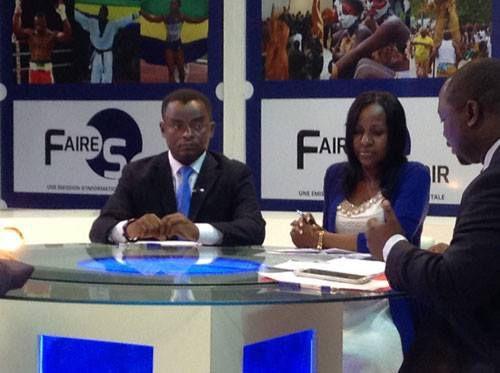 Participation à l'émission FAIRE SAVOIR n°4. Face à nous le Ministre GUEDON