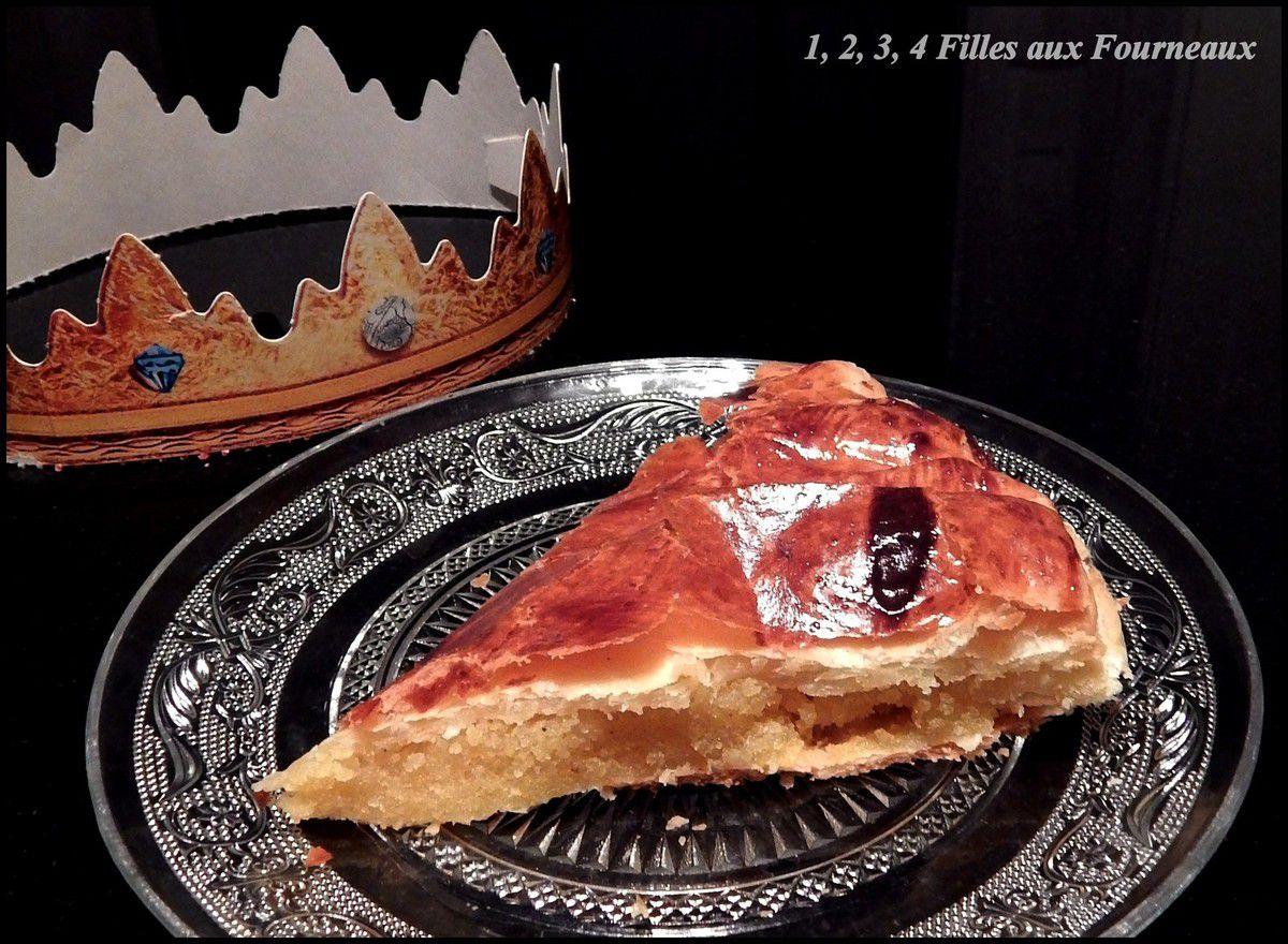 Galette des rois à la frangipane  (recette Thermomix)