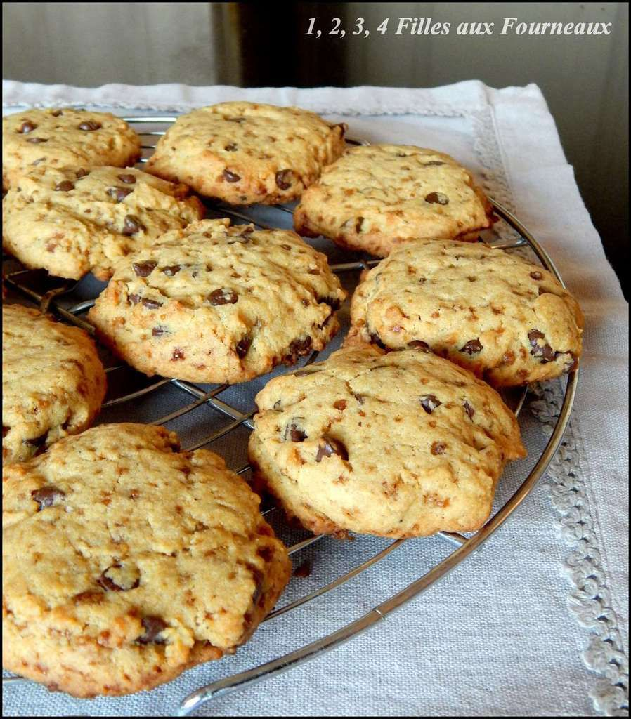 Cookies Chocolat - Banane