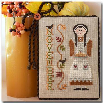 Little House Needleworks: Novedades de Noviembre