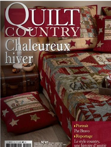 Quilt Country y Broderie Créative