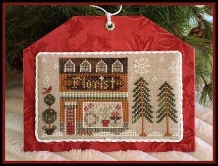 Las colecciones de Little House Needleworks