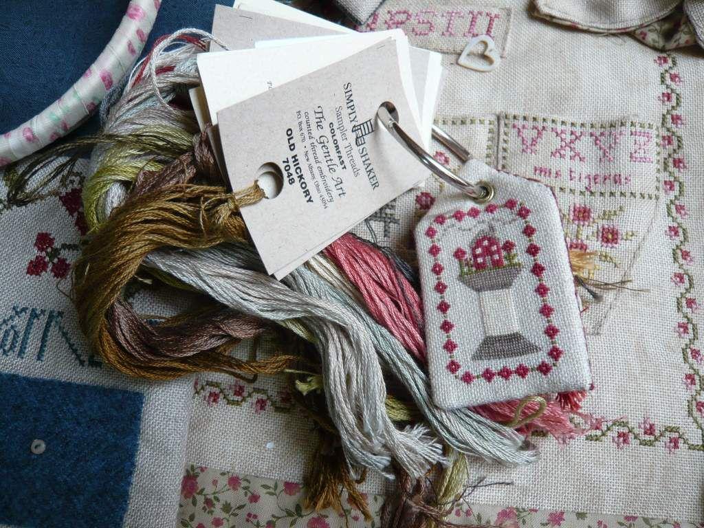 Mil y una maneras de organizar nuestros hilos