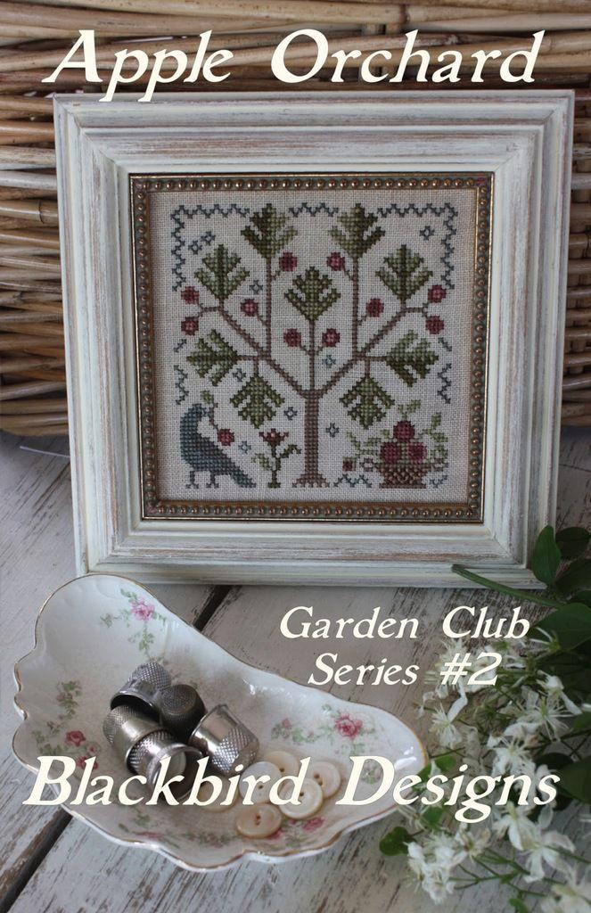 Garden Club Series. La nueva colección de Blackbird Designs