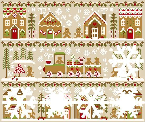 Novedades de Country Cottage Needleworks