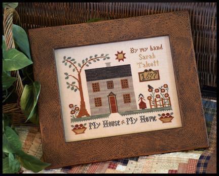 3 nuevos diseños de Little House Needleworks