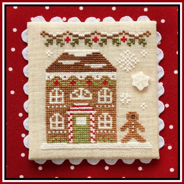 Gingerbread Village. Final de la colección