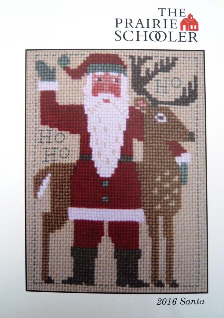 Santa 2016. The Prairie Schooler