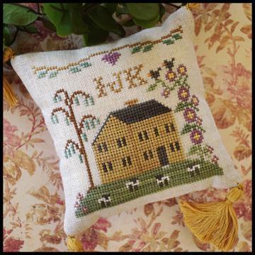 ABC Samplers, una tentación más de Little House Needleworks